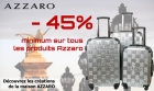 Bagages Azzaro pas chers